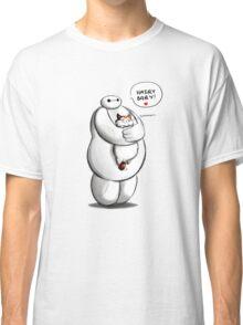 Baymax Funny Classic T-Shirt