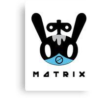 BAP MATRIX Toto Mato Canvas Print