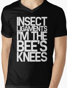 Insect Ligaments/Bee's Knees Mens V-Neck T-Shirt