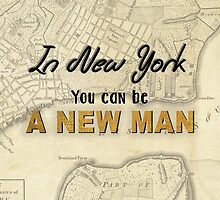 New York - New Man by Spread-Love