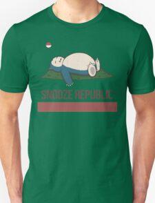 Snooze Republic T-Shirt