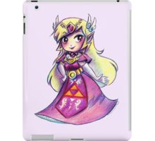 Wind Waker Zelda - Colored Pencil iPad Case/Skin