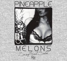 Pineapple & Melons by Cheesybee