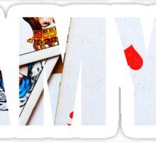 Amy Amy Amy! Sticker