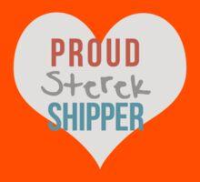 PROUD STEREK SHIPPER by kupfercub