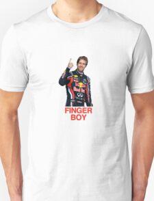 Finger Boy - Sebastian Vettel T-Shirt