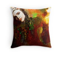 Hollywood Has Shadows Throw Pillow