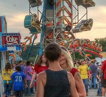 Kissing on the Midway by © Joe  Beasley IPA