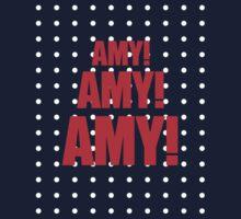 Amy Amy Amy! II One Piece - Short Sleeve