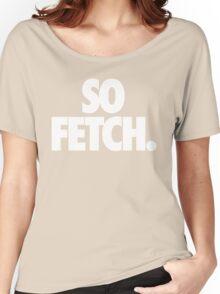 FETCH. Women's Relaxed Fit T-Shirt