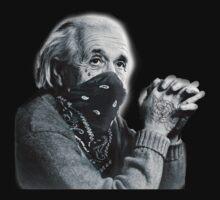 The Real Einstein  by snoww