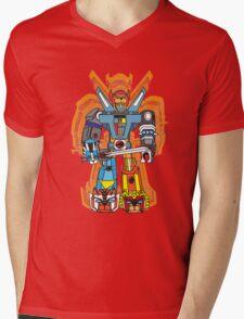 VolCats  Mens V-Neck T-Shirt