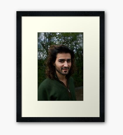The childhood of Jesus. by Doctor Faustus . Amen ! Framed Print