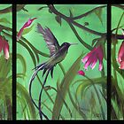 Hummingbirds by James Kruse