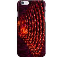 Red Bike Cassette Gears iPhone Case/Skin