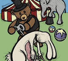 Teddy Bear And Bunny - Start The Madness Again by Brett Gilbert