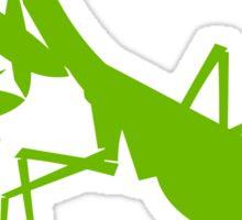 Mantis Sticker