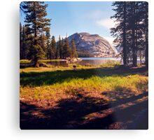 Tenaya Lake. Yosemite National Park, CA. Metal Print
