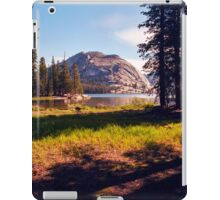 Tenaya Lake. Yosemite National Park, CA. iPad Case/Skin