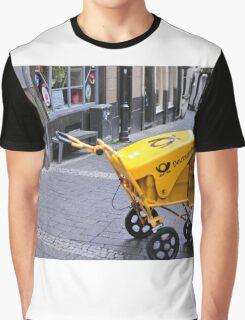 Deutsche Post Trolley Graphic T-Shirt