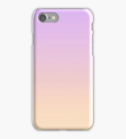 VIOLET CLOUDS - Plain Color iPhone Case and Other Prints iPhone Case/Skin