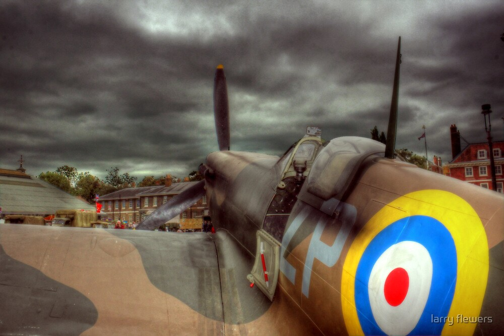 Spitfire Mk 2  by larry flewers