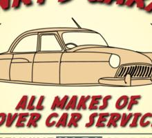 Henry's Garage (Original) Sticker