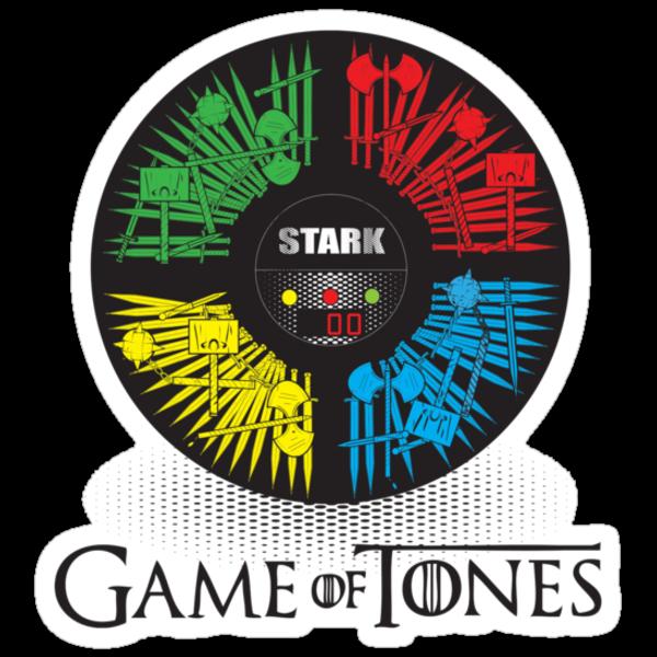 Stark says by GordonBDesigns