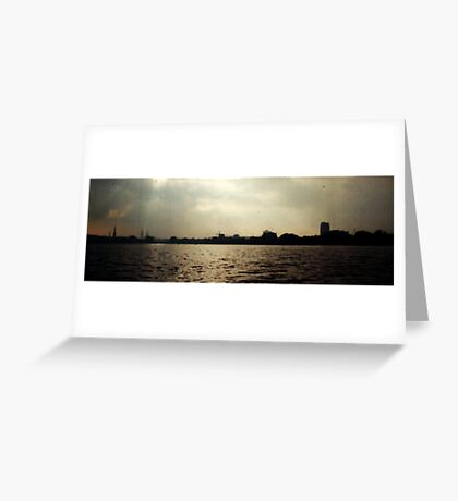 alsterwater Greeting Card