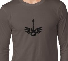 Guitar Wings Long Sleeve T-Shirt
