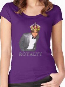 Childish Gambino Royalty Women's Fitted Scoop T-Shirt