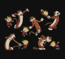 calvin and hobbes Dance Kids Clothes