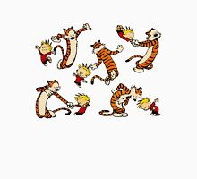 calvin and hobbes Dance Unisex T-Shirt