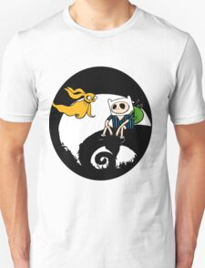 The nightmare before christmas time Unisex T-Shirt