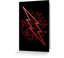 FG-Z1(Reverse-Flash) Greeting Card