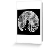 Shell of a ghost! Greeting Card
