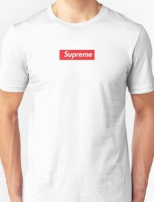 Supreme Fake Ass Box Logo - Multi Item T-Shirt