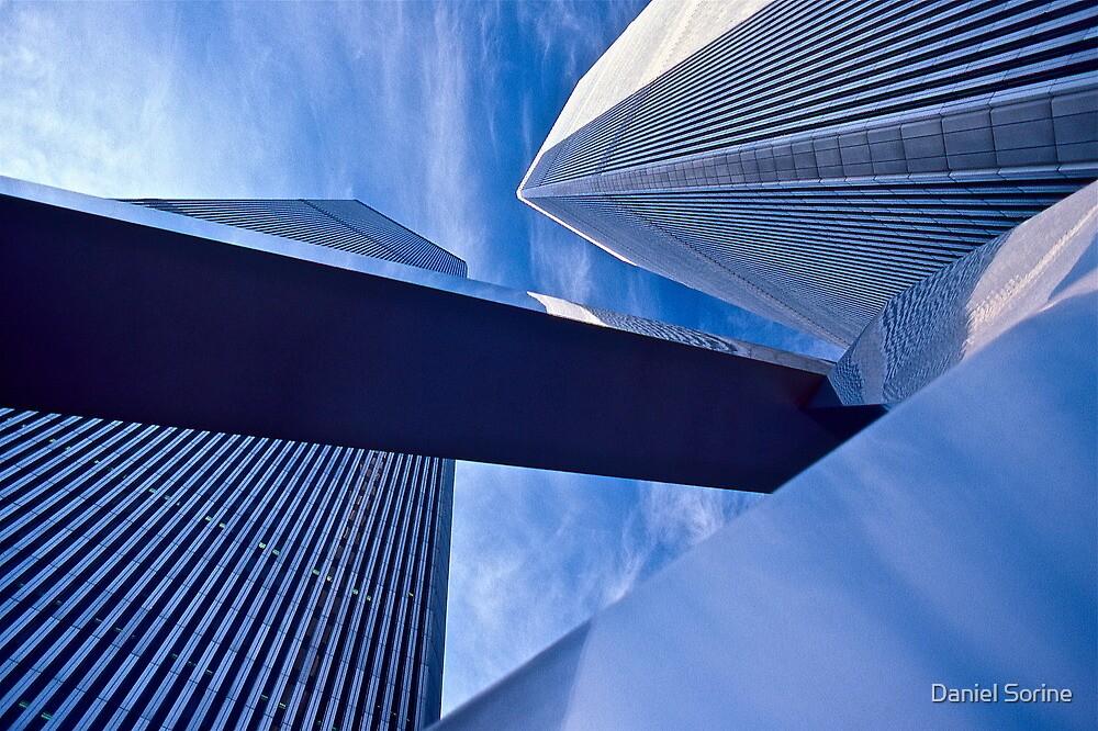 WTC. 1980's. by Daniel Sorine