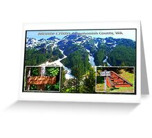 Monte Cristo Greeting Card