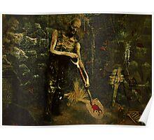 The Gravedigger Poster