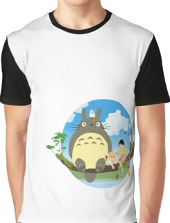 In the Tree Graphic T-Shirt