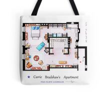 Sex & The City Apartment Tote Bag
