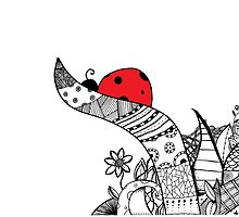 Doodlebug by flockadoodle