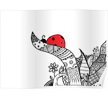 Doodlebug Poster