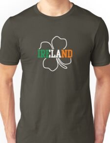 Ireland clover Unisex T-Shirt