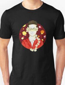 Eyes Like broken Christmas Lights Unisex T-Shirt