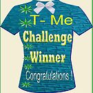 Challenge winning T-Me by aldona