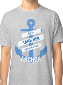 Tank Her Bridesmaid T Classic T-Shirt