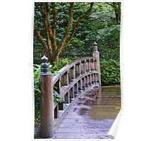 Slippery Bridge Poster