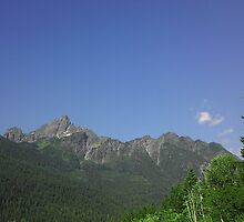 White Chuck Mountain by AboutheWOW
